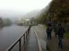 ein ziemlich verregneter und verschneiter Tag in Forbach