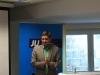 Christian Baldauf MdL im Gespräch mit der JU