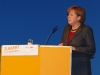 Merkel in LD
