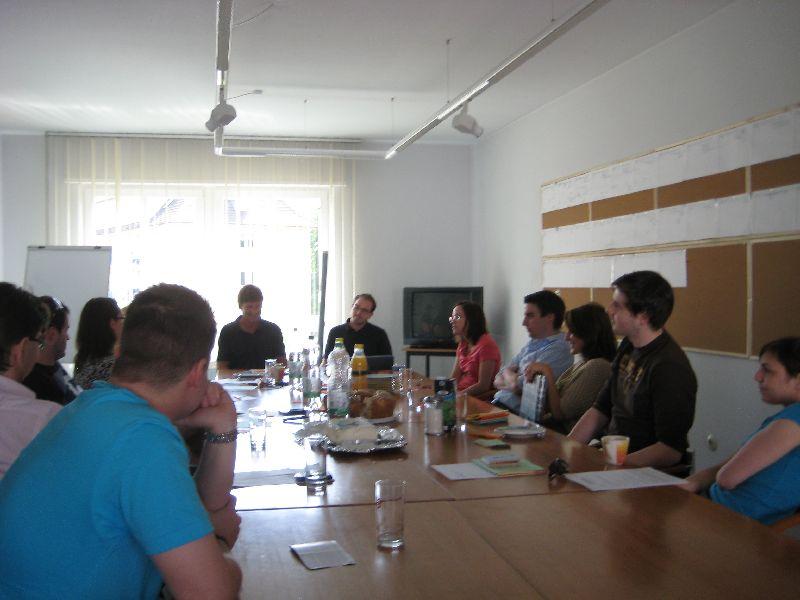 Neuwahlen JU Landau 2011
