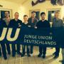 V.li.: Michael Walch, Benjamin Platz, Florian Platz, Michael Schnell, Thorsten Rheude, Leon Tchakachow, Alexander Deitner, Jan Schwager.