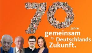 70 Jahre CDU Kreis